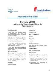 2008 09 26 Burkhalter TDS Ferrolix V2000 - Burkhalter AG
