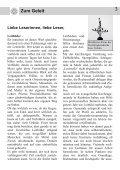 Gemeindebrief Sommer 2012 - Evangelische Kirche Reinheim - Page 3