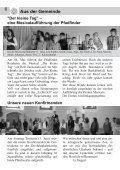 Gemeindebrief Sommer 2012 - Evangelische Kirche Reinheim - Page 6