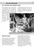 Gemeindebrief Sommer 2012 - Evangelische Kirche Reinheim - Page 7