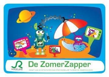 De ZomerZapper - Stad Roeselare