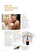Mineralstoff- Dosierung - Judo Wasseraufbereitung GmbH - Seite 6