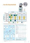 Mineralstoff- Dosierung - Judo Wasseraufbereitung GmbH - Seite 7