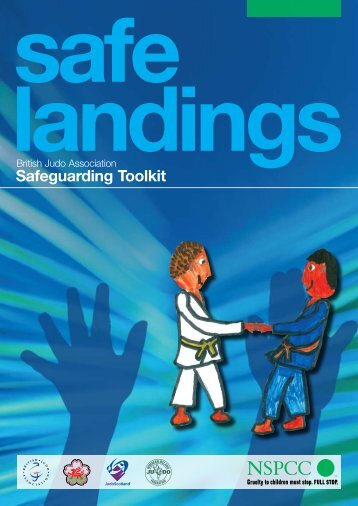 Safeguarding Toolkit - British Judo Association