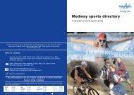 Medway sports directory - The Howard School Sport Partnership