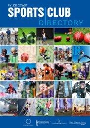 Fylde Coast Sports Club Directory - Fylde Extended Services