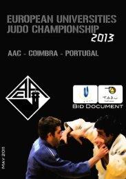 EUC Judo 2013 - Coimbra 2013 - European University Sports ...