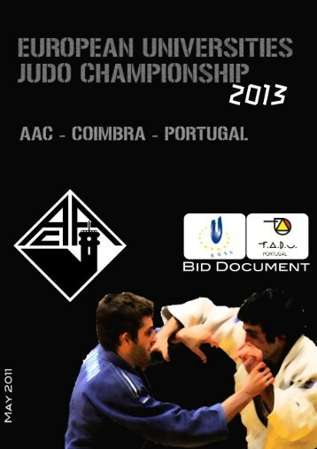 EUC Judo 2013 - Coimbra 2013 - European University Sports ...