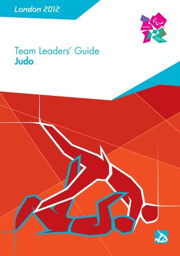 London 2012 Team Leaders' Guide Judo