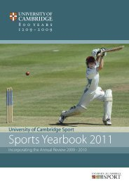 SPORTS YEARBOOK 2011 (Including the 2009-2010 Review