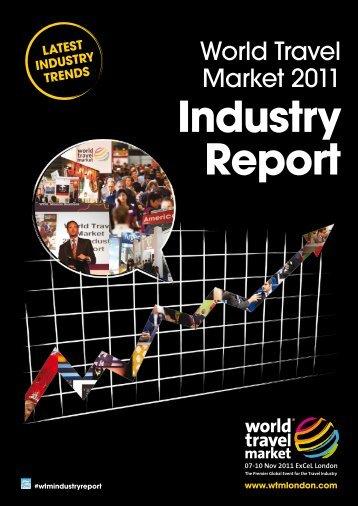 WTM 2011 Industry Report - World Travel Market