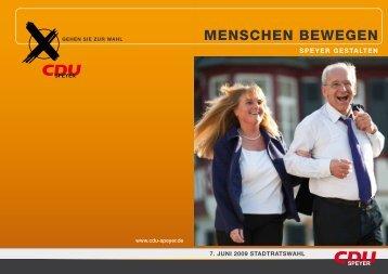 klicken - CDU Kreisverband Speyer