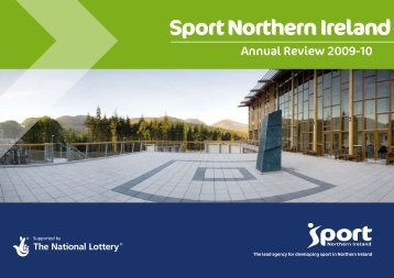 Sport Northern Ireland Annual Review 2009-10