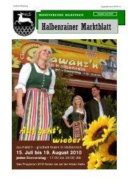 (6,16 MB) - .PDF - Marktgemeinde Halbenrain
