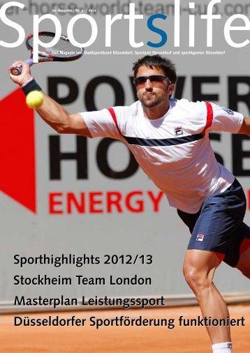 Sporthighlights 2012/13 Stockheim Team London Masterplan ...