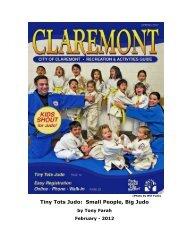 Tiny Tots Judo: Small People, Big Judo - Goltz Judo