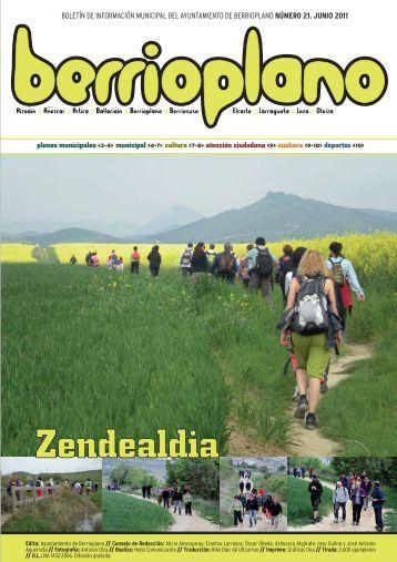 boletín de información municipal número 21. junio 2011
