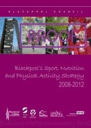 Blackpool - Lancashire Sport Partnership