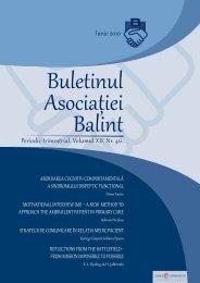 Iunie 2010 - AIPB Association internationale du Psychodrame Balint