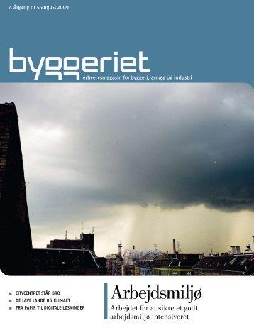Arbejdsmiljø - Dansk Byggeri