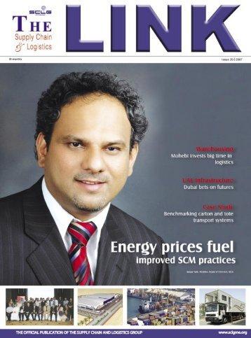 Link Magazine 20 - SCLG