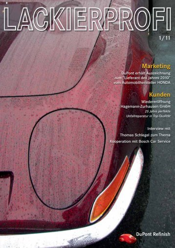 Marketing Kunden - DuPont Refinish
