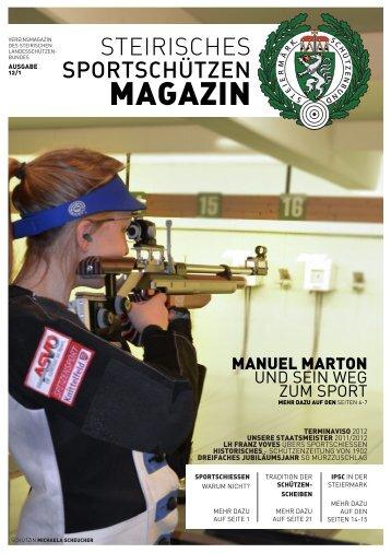 SpS-Magazin - Steirischen Landesschützenbund