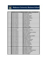 Certificate in Entrepreneurship and Small Business Management