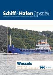 Wessels: Seit 100 Jahren Tradition und - Schiff & Hafen