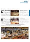 Ofenanlagen für die Stahl- und Kupfer-Industrie. Furnace systems ... - Page 7