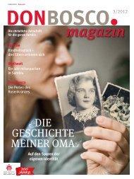 Die Geschichte meiner Oma - Don Bosco in Österreich