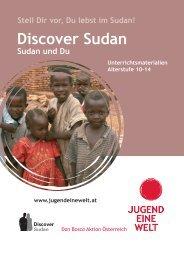 Discover Sudan Toolkit - Jugend Eine Welt