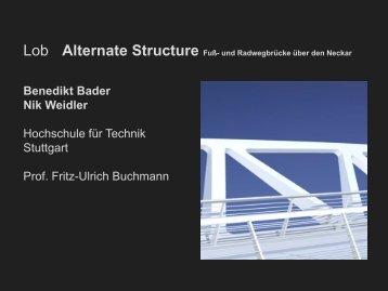 Lob Alternate Structure
