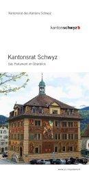 Rathaus - Kanton Schwyz