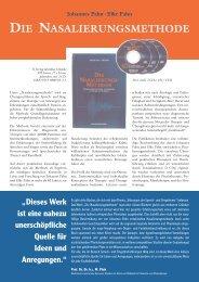 Download (PDF 84 KB) - Die Nasalierungsmethode