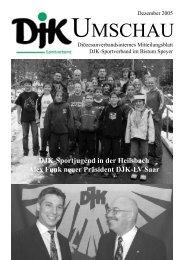 UMSCHAU - DJK DV Speyer