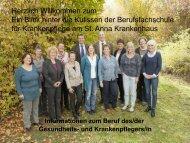 Zur Präsentation - St. Anna Krankenhaus Sulzbach-Rosenberg