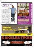 Dorthy och Malin: Måla shabby-chic Nu får Osby en ... - Allt om Osby - Page 2