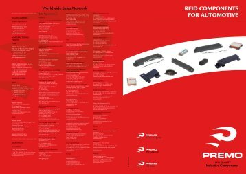 RFID Components for Automotive (PDF) - Power Products ...