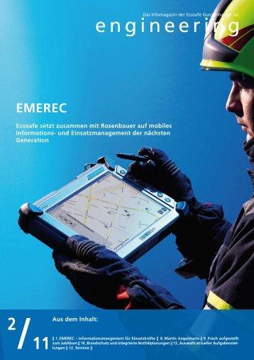 EMEREC - ecosafe Gunzenhauser AG