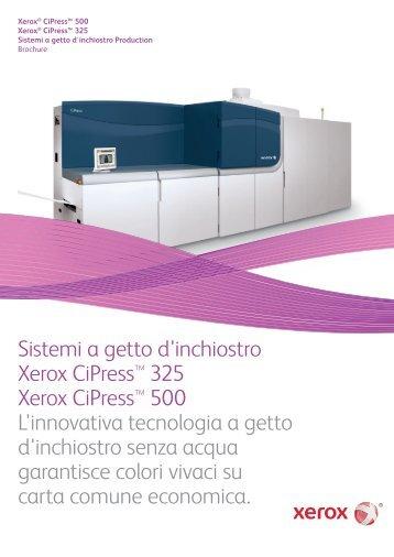 scarica brochure - Xerox