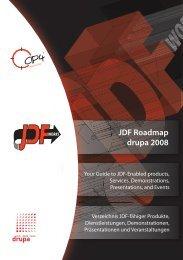 JDF Roadmap Broschüre - CIP4