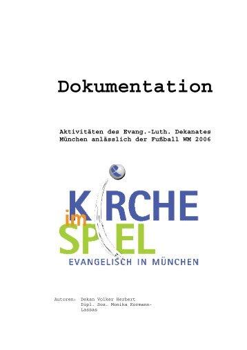 Projekt Dokumentation - Evangelische Kirche in Deutschland