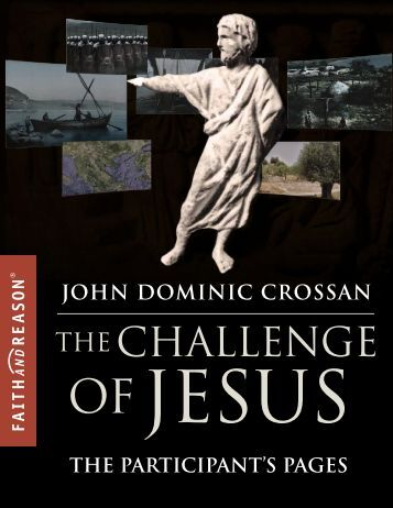 JOHN DOMINIC CROSSAN - Faith And Reason