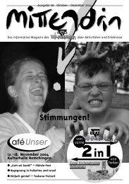 mittendrin ausgabe 08 - CVJM Wilferdingen