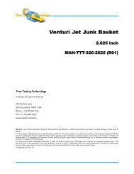 Venturi Jet Junk Basket