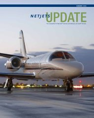 Download full Newsletter - NetJets