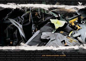 View merchandise catalogue - ECI JCB