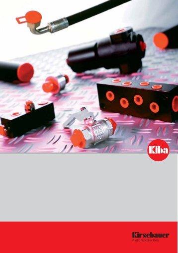 Kiba Company Brochure (PDF-Document 140 KB) - kiba.de