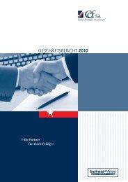 Finanzkompetenzzentrum - Finanzdienstleister des Staates - CCF SA